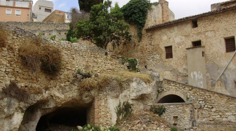 monastery of Bocairent