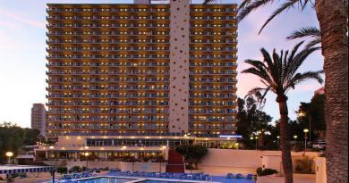 new hotel benidorm