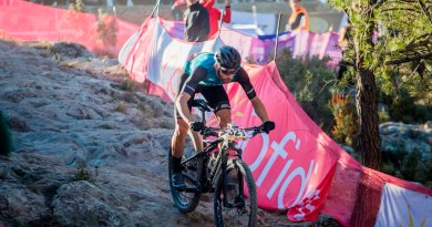 spanish mountain bike open chelva