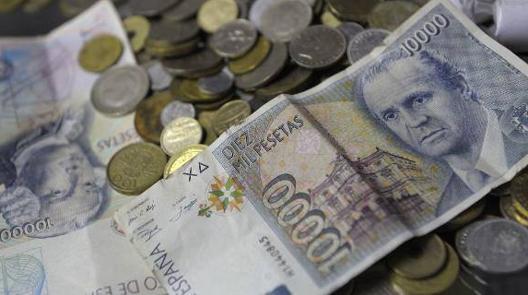 pesetas-exchange-for-euros