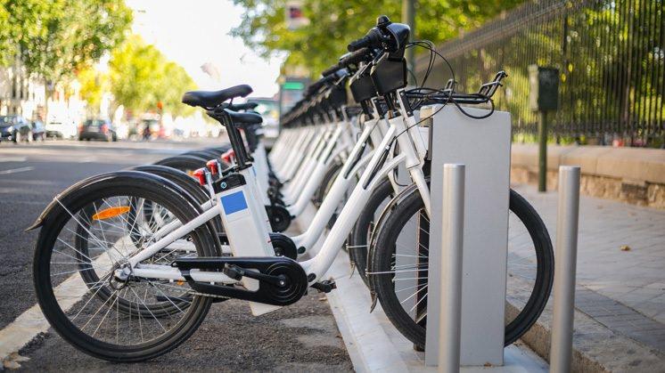 bike path alcoy zona norte