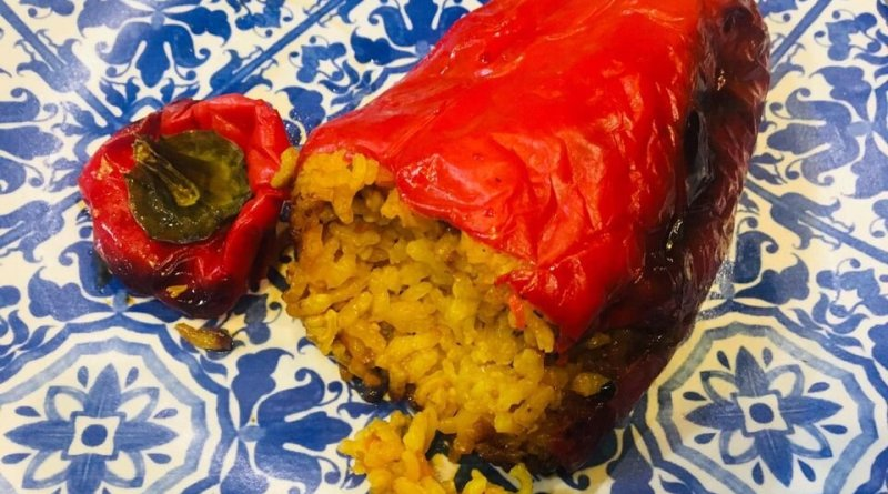 Alcoy stuffed Peppers