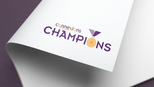 Connexions Champions logo