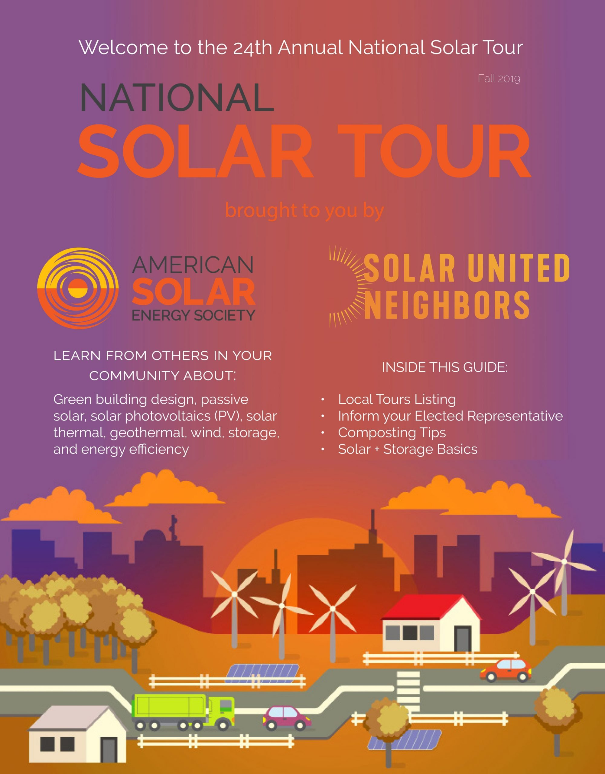 National Solar Tour 2021