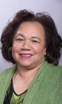 Headshot of Wanda Brown