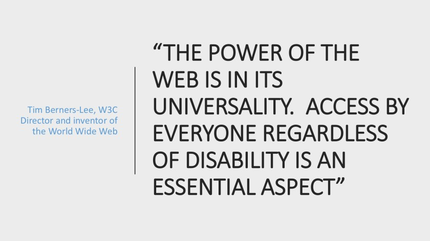 Empowering Access & Ensuring Accessibility: Connecting People to ...