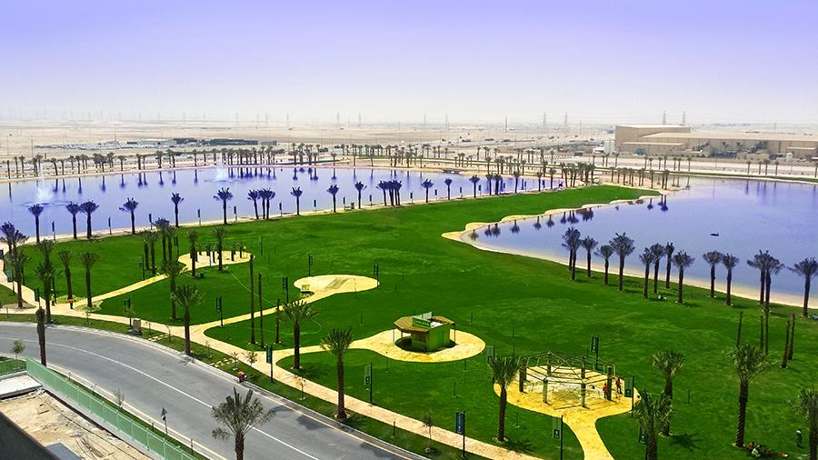 بحيرة مدن