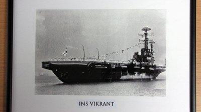 Vikrant Ship