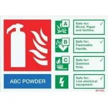 Powder Sign