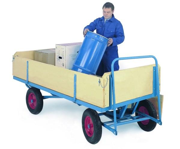 Ackerman Truck