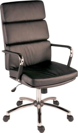 Executive Faux Leather Office Chair
