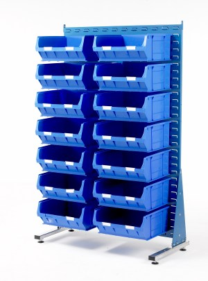 Free Standing TC Storage Bin Kit