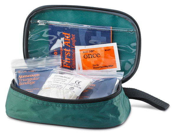 1 Person First Aid Kit Refill