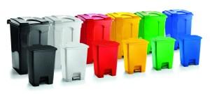 Plastic Pedal Bins