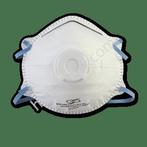 FFP2 NR D Valved Moulded Cup Respirator