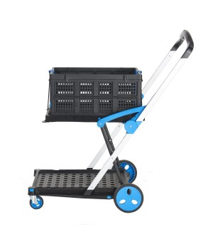 Large Clever Folding Trolley