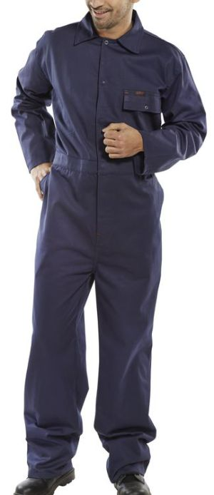 Cotton Drill Boilersuit