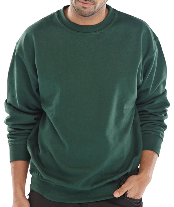Polycotton Sweatshirt