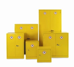 Hazardous Substance Cabinets