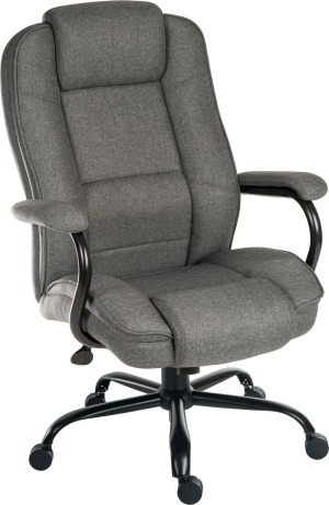 Goliath Duo Grey Fabric Chair