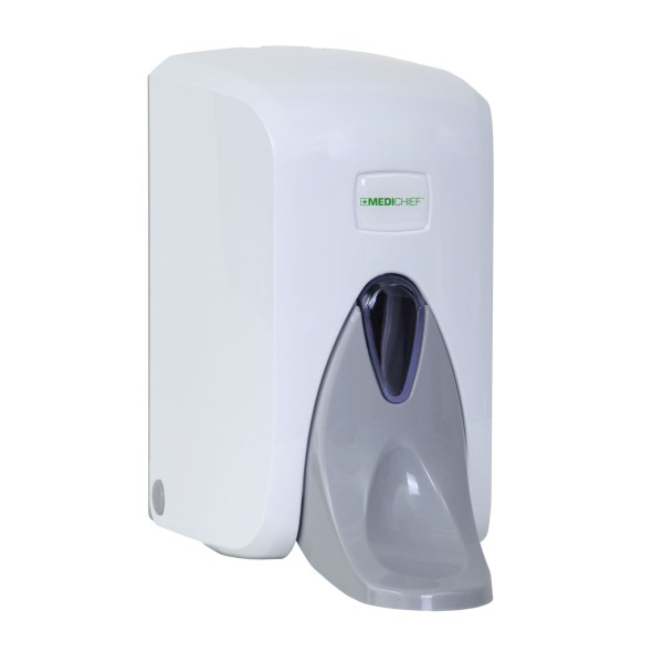 Manual Elbow Gel & Soap Dispenser