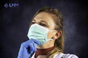Fluid Resistant Procedure Mask