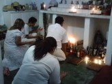 Sacerdote Irbs Santos em Trabalho Ritualístico do  Preto Velho_2010 (2)