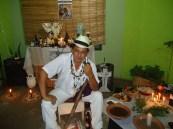 Sacerdote Irbs Santos na Festa do Pai Joaquim D'Angola_2010 (3)