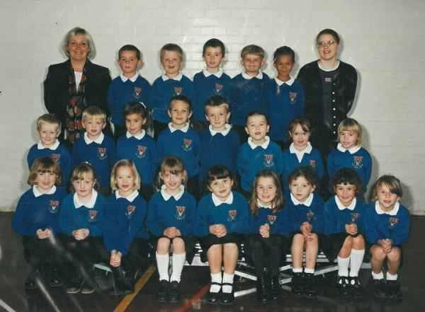 Mrs Sheard's Class 2000/2001