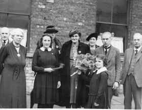 Mary Rial, Headteacher 1940