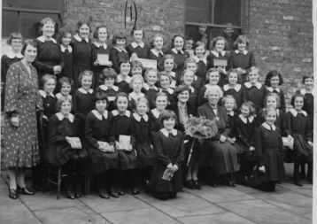 Mary Rial, Headteacher c1940's