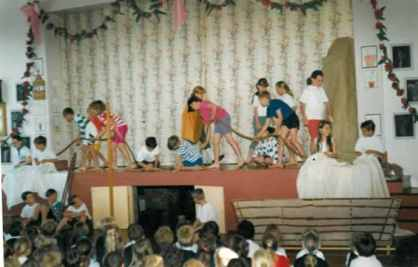 School play - 1998.