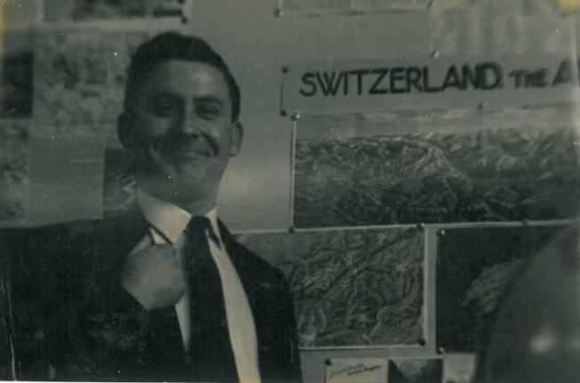 Mr John Appleton - geography teacher.