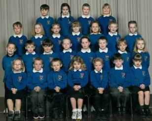 Mr Jodrell's Class 2000.