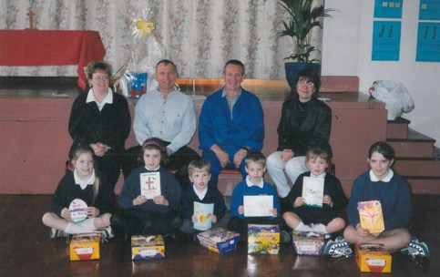 Easter card competition 1999.