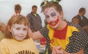 School summer fair 1999.