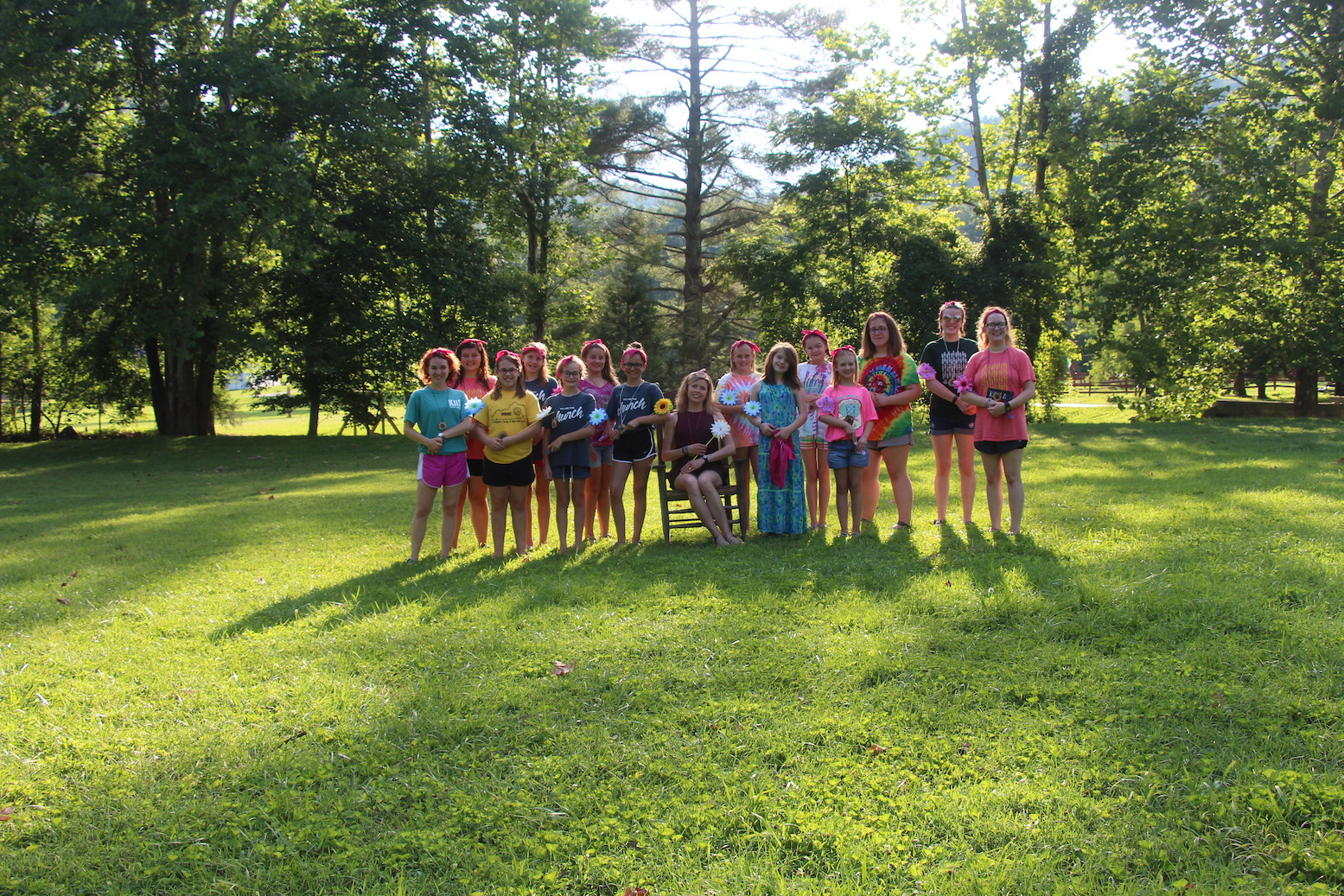 Middle School Princess Camp