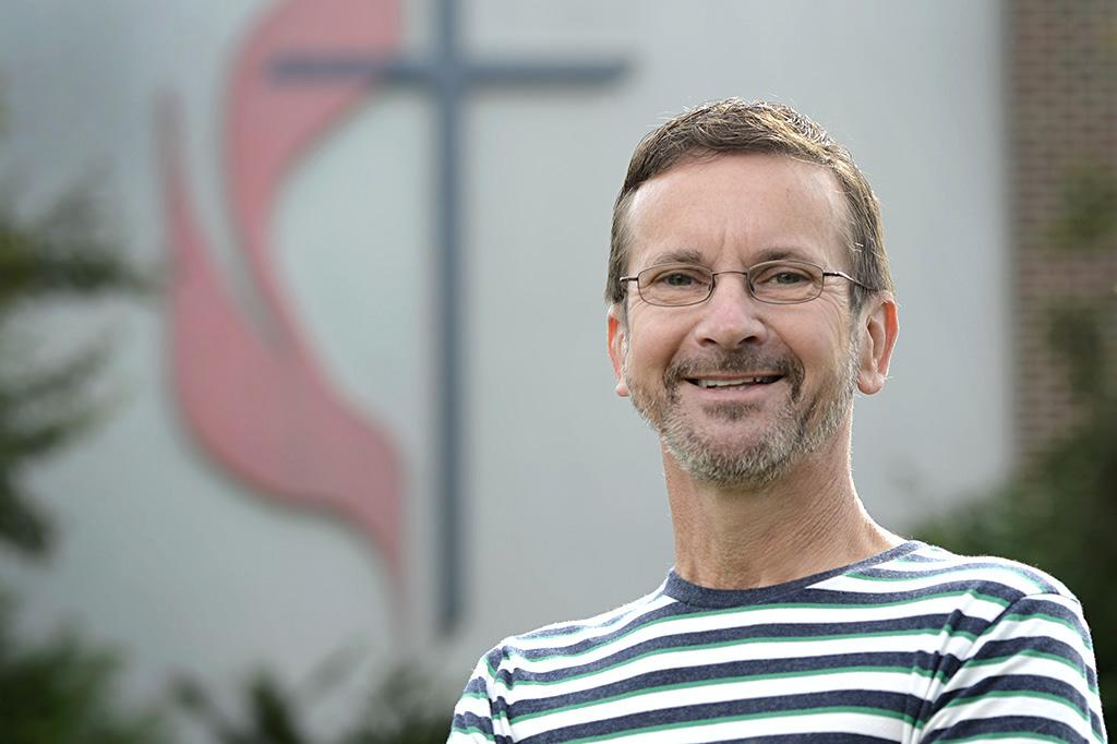 Aldersgate's Pastor:  Troy Howell