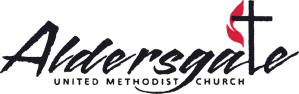 Aldersgate UMC Logo