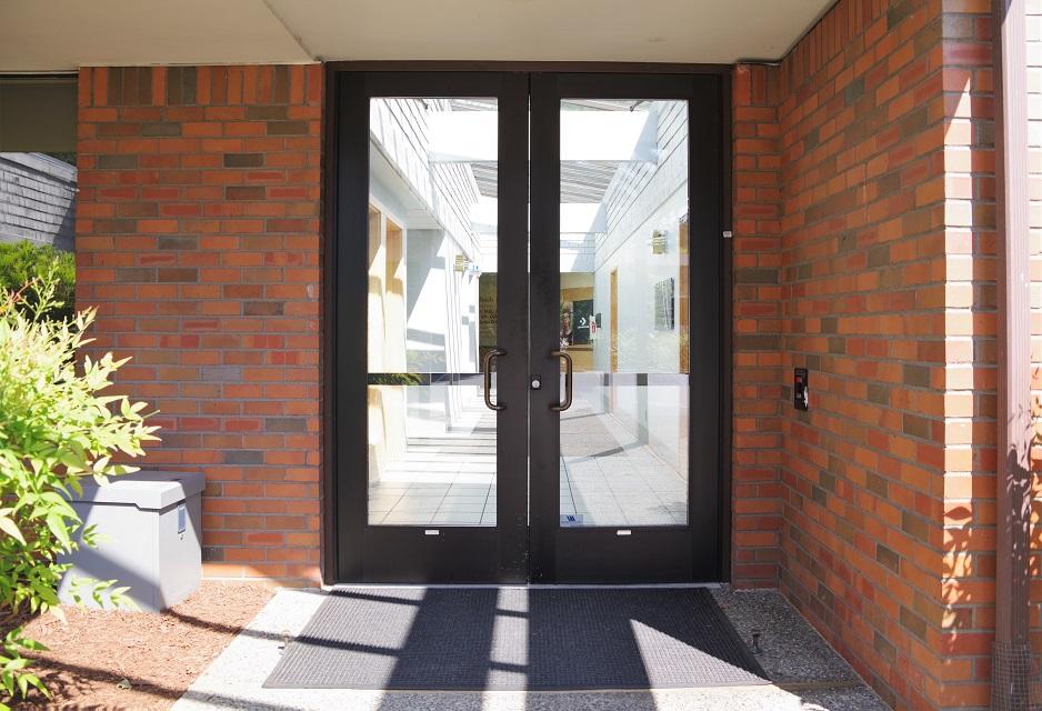 Redmond Main Entrance