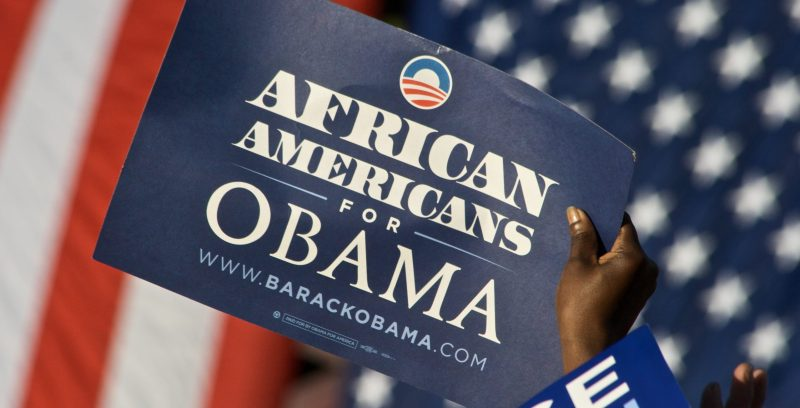 African Americans Obama