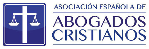 "1 - ""Logo asociación española de Abogados Cristianos"". Autor https://www.infocatolica.com/?t=noticia&cod=36983.  1 de Enero de 2008. Licencia CC0 1.0 Universal."