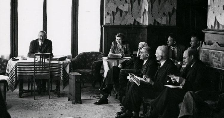 hayek-reunion-mont-pelerin-1947