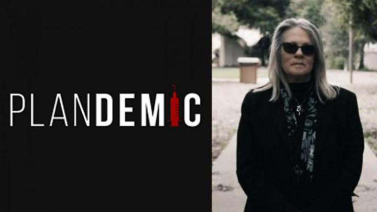 Portada del documental Plandemic. Autor: captura de pantalla realizada el 25/06/2020 a las 19:30h. Fuente: Youtube.com