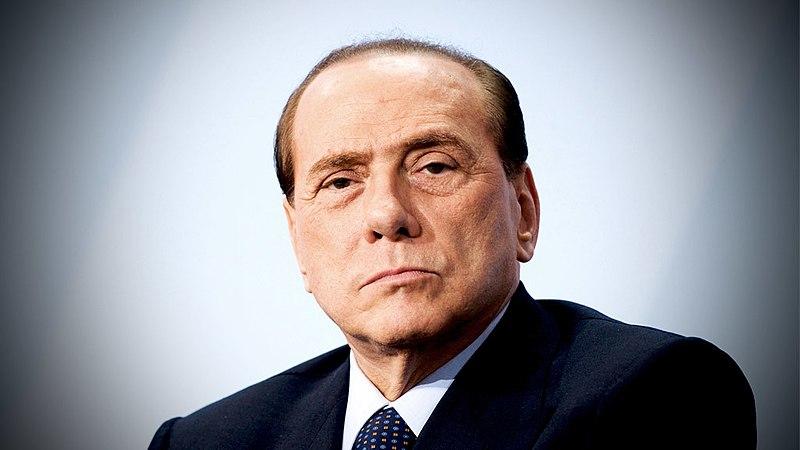 Silvio Berlusconi. Autor: paz.ca. Fecha: 9 de Junio de 2013, 16:20:53. Fuente: Wikipedia, bajo licencia CC BY 2.0