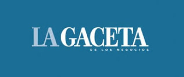 Logo de La Gaceta de los Negocios, antecedente de La Gaceta de la Iberosfera. Autor: HazteOir.org, 09/04/2015. Fuente: Wikimedia Commons, (CC BY SA 2.0.).
