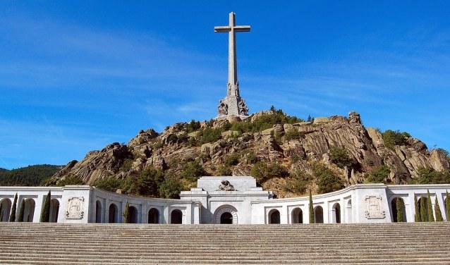 Valle de los Caídos. Autor: Raúl AB, 06/10/2020. Fuente: Flickr. (CC BY-ND 2.0).
