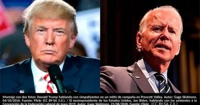 Elecciones EEUU: Trump vs Biden