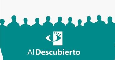 ¡Presentamos al equipo de Al Descubierto!