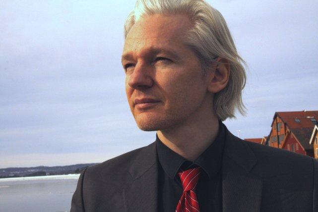 Julian Assange, fundador de WikiLeaks. Autor: Espen Moe, 20/03/2010. Fuente: Flickr (CC BY-SA 2.0.)